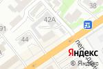 Схема проезда до компании Барнаульская механизированная дистанция погрузочно-разгрузочных работ и коммерческих операций в Барнауле