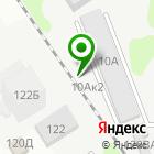 Местоположение компании Гаражный кооператив №12