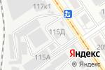 Схема проезда до компании Sport-brn.ru в Барнауле