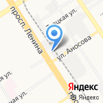 АБВ-Реклама Сервис на карте Барнаула