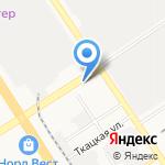 Мир кухни на карте Барнаула