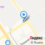 Цирюльня на карте Барнаула