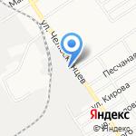 ВентМонтаж на карте Барнаула