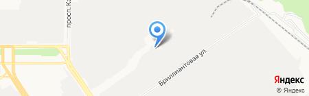 Avtokras на карте Барнаула