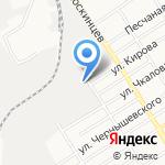 ЗооВетТорг-Алтай на карте Барнаула