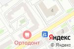 Схема проезда до компании КБ Форбанк в Барнауле