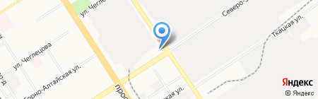 Строй Портал на карте Барнаула