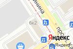 Схема проезда до компании Навигатор в Барнауле