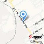 От цветка до камня на карте Барнаула