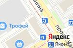 Схема проезда до компании Магазин разливных напитков в Барнауле