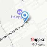 Центр памятников на карте Барнаула