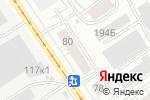 Схема проезда до компании Спектр в Барнауле