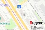 Схема проезда до компании Style в Барнауле