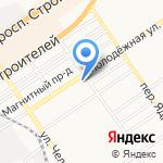 Подольский машиностроительный завод на карте Барнаула