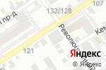 Схема проезда до компании Автоматизированные Системы Мониторинга в Барнауле