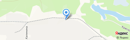 ПломбМастер на карте Барнаула