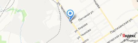 ХайТек Мастер на карте Барнаула