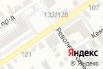 Схема проезда до компании АЛНАКЛИМ в Барнауле
