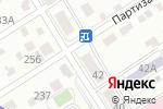 Схема проезда до компании Саюнчик в Барнауле