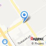 Аритон на карте Барнаула