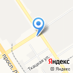 С.В.Т.С.-Альянс на карте Барнаула