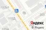 Схема проезда до компании Пельмень в Барнауле