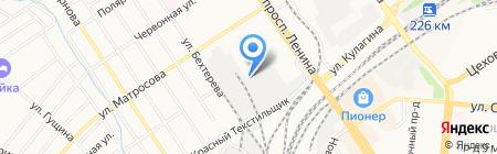 Империя праздников Татьяны Солоп на карте Барнаула
