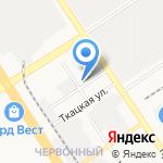 АТК Холдинг на карте Барнаула