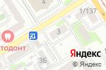 Схема проезда до компании АБВ Цветы22.РФ в Барнауле
