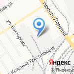 Кардиофарм на карте Барнаула