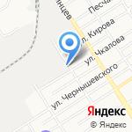 СибАгроТрейд Алтай на карте Барнаула