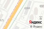 Схема проезда до компании Городок, ТСЖ в Барнауле
