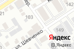 Схема проезда до компании Феникс Про в Барнауле
