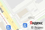 Схема проезда до компании Штерн в Барнауле