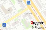 Схема проезда до компании Детская стоматологическая поликлиника №1 в Барнауле
