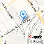 Экология Сибири на карте Барнаула