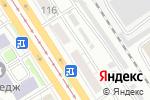 Схема проезда до компании Alter Ego в Барнауле