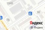 Схема проезда до компании Лимонад в Барнауле