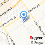 KvESsi Studio на карте Барнаула