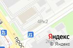 Схема проезда до компании Мастер Сварки в Барнауле
