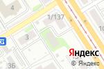 Схема проезда до компании Европласт в Барнауле