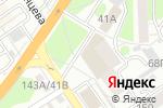 Схема проезда до компании Autoshop22.ru в Барнауле