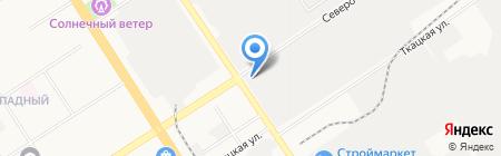 Мастер Сварки на карте Барнаула