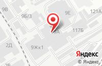 Схема проезда до компании Андреич в Барнауле