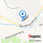 Fortela22 на карте Барнаула