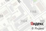 Схема проезда до компании Алтайопт в Барнауле