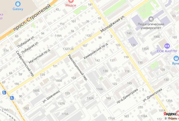 ЖК ул. Шевченко, 144а