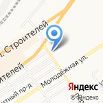 Правовое содействие на карте Барнаула