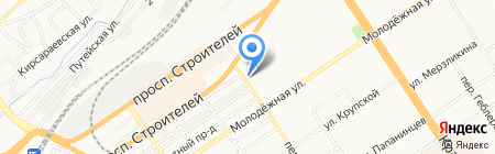 Региональный правовой консультационный центр на карте Барнаула