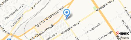 Агентство праздников на карте Барнаула